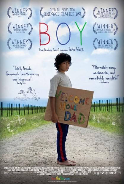 Trailer For Highest-Grossing New Zealand Film Boy, From