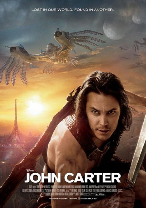John Carter 3
