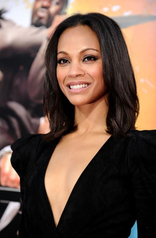 Zoe Saldana Adds Fuel To Out Of The Furnace With