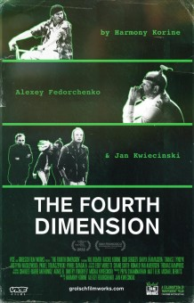 FOURTH DIMENSION Poster
