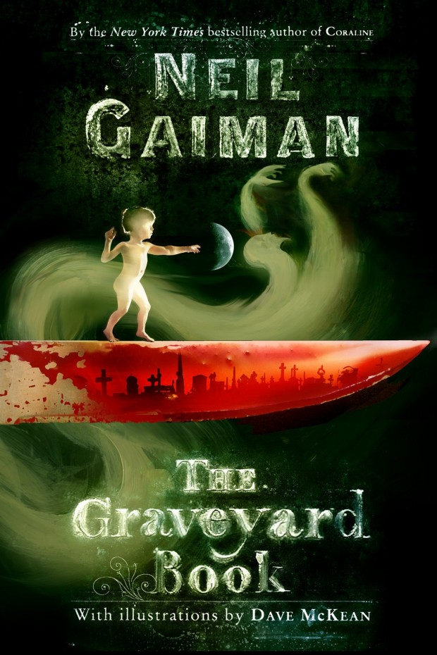 The graveyard book by neil gaiman vocabulary