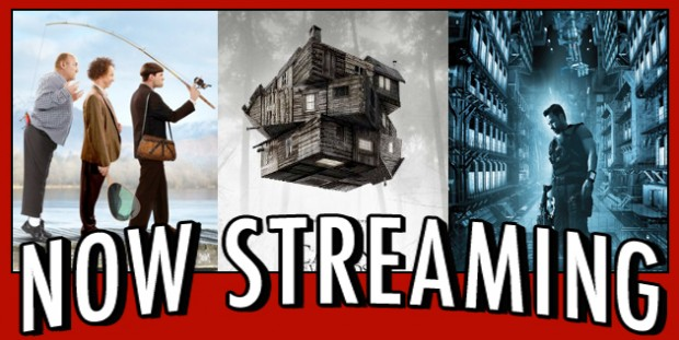 Now Streaming Your Three Stooges Cabin In The Woods