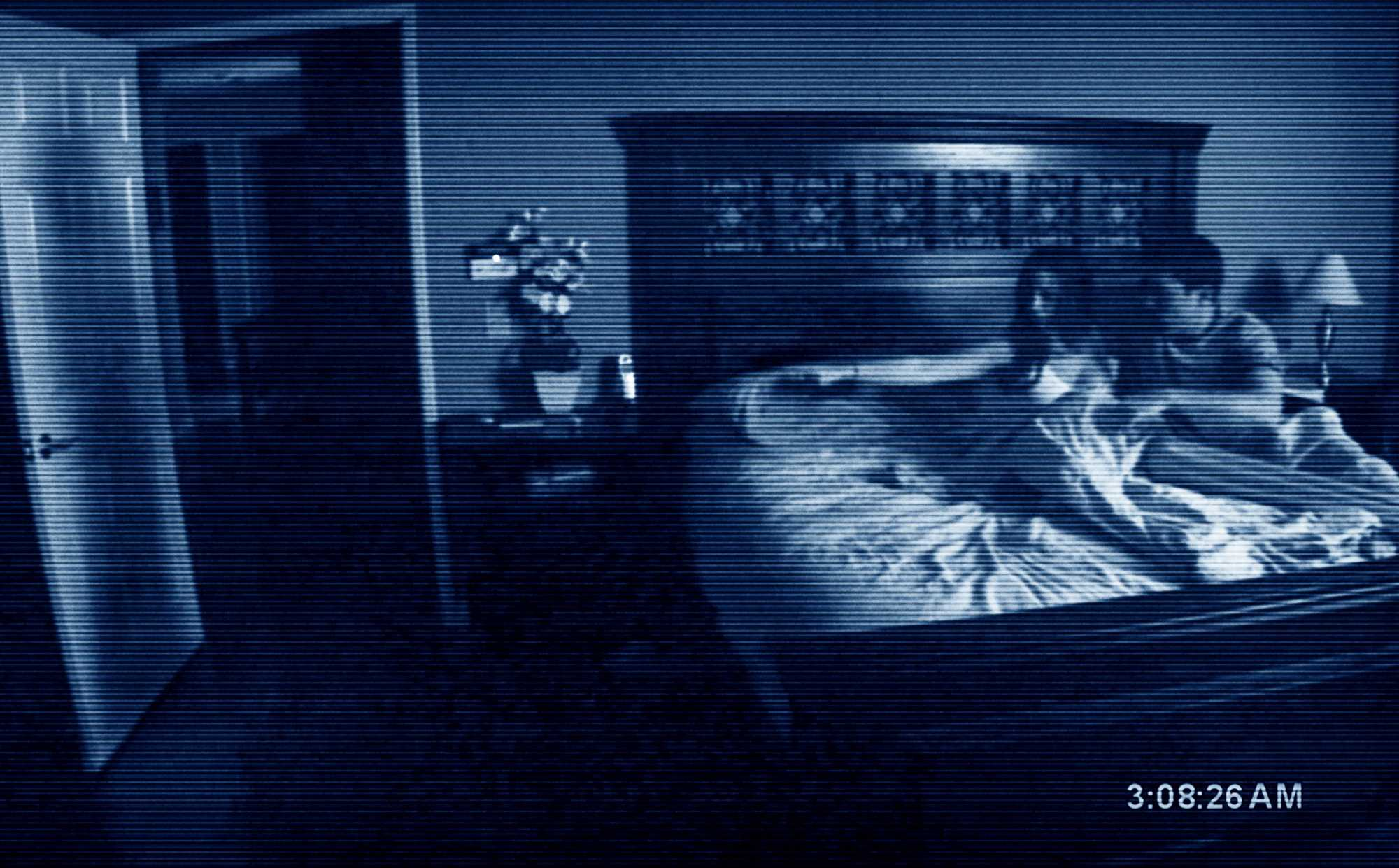 paranormal activity online