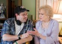 zDirector Andy Fickman and Betty White on the set of YOU AGAIN_jpg