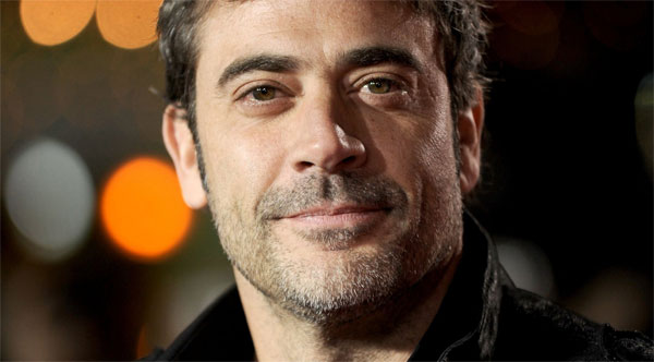 The actor's name is Jeffrey Dean Morgan who, I can only assume, ...