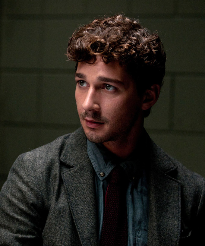 First Official Look At Shia Labeouf In Robert Redfords The Company