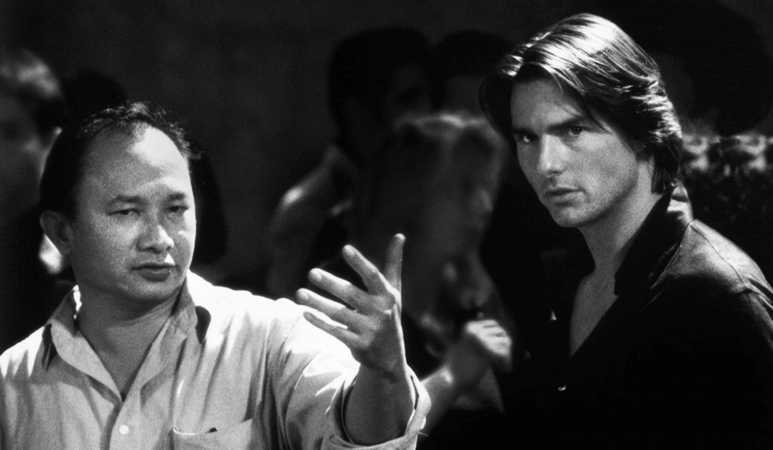 john woo best movies