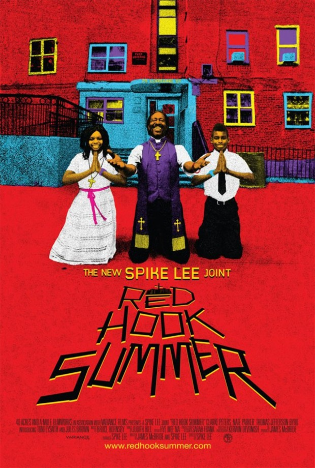 New Poster For Spike Lee's Red Hook Summer