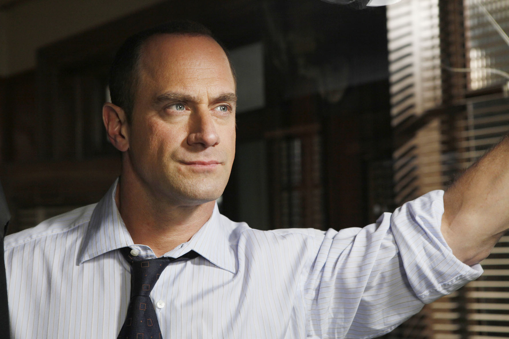 Christopher Meloni In Wain's 'They Came Together'; Ron ... Christopher Meloni Law And Order