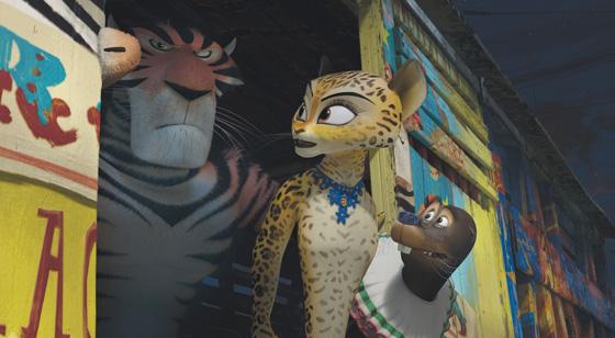 Madagascar 3 2
