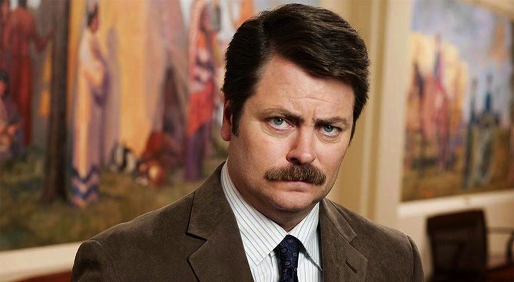 Nick Offerman Joins Jason Sudeikis And Jennifer Aniston In