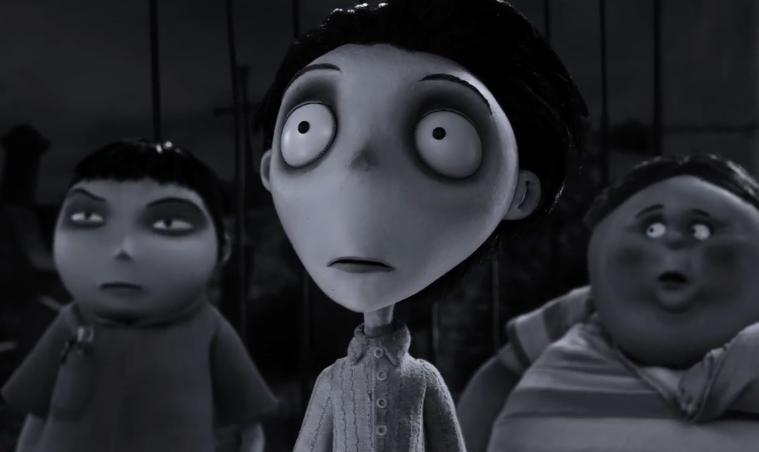 Tim Burton Pays Homage In New Frankenweenie Trailer Comic Con Poster