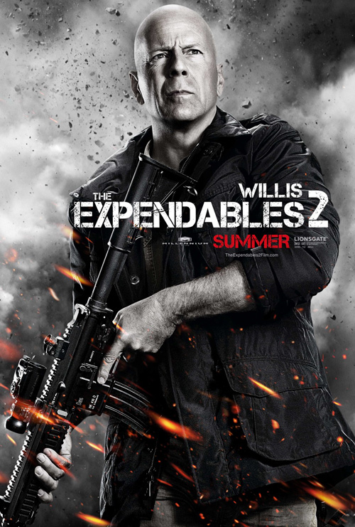 Expendables 2 3