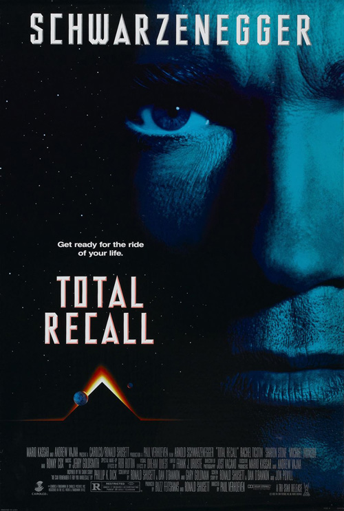 Total Recall 1990