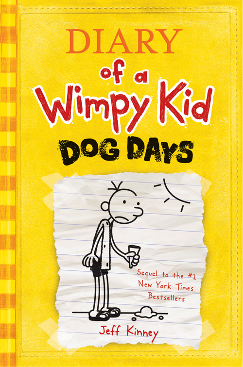 Wimpy Kid cover