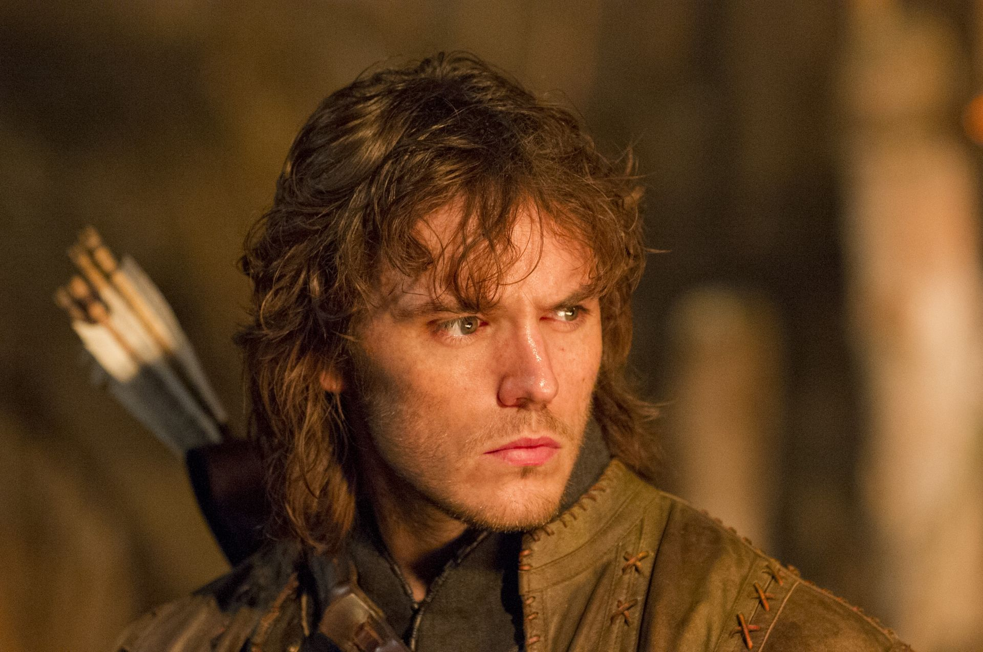 Sam Claflin Nabs Finnick In 'The Hunger Games: Catching Fire'