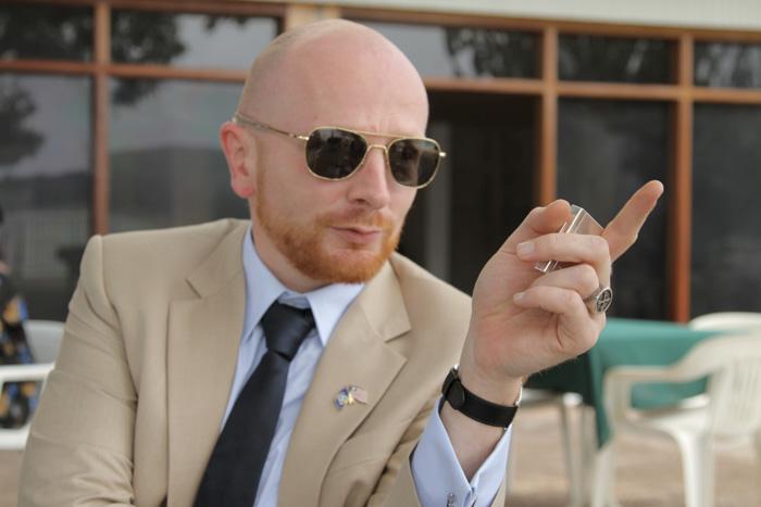 Interview The Ambassador Star Director Mads Brugger On
