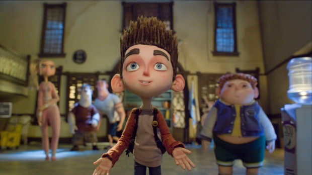 Chris Butler And Sam Fell Share Their Paranorman Activities