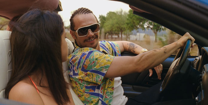 Watch: James Franco Sports Cornrows In New Clip From ...