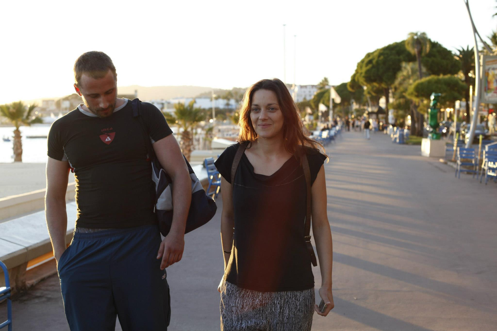 'Rust and Bone' Gets P...