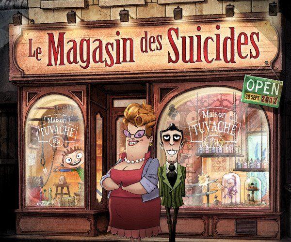 The Suicide Shop