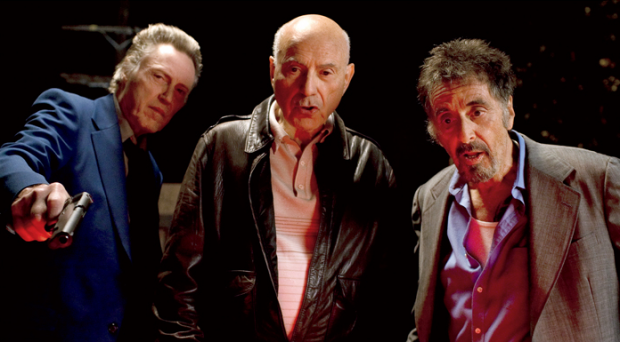 [First Look] Al Pacino, Christopher Walken and Alan Arkin ...