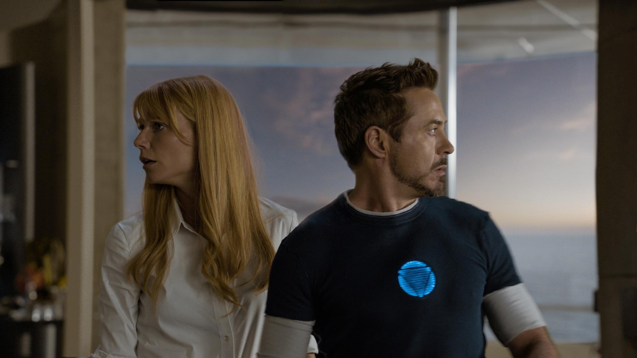 Iron Man 3' Teaser Poster & Seven New Stills Featuring Robert ...