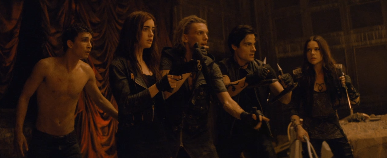 the mortal instruments trailer