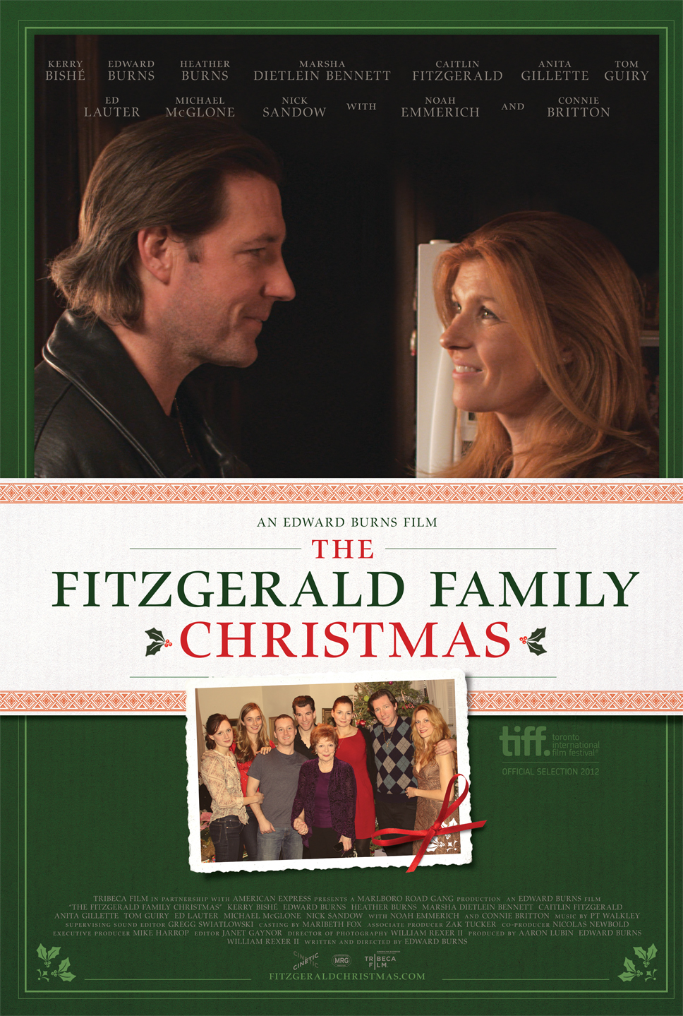 Review The Fitzgerald Family Christmas