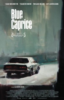 Blue-Caprice-Poster