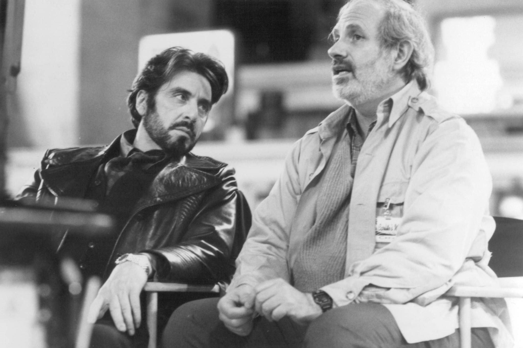Noah Baumbach and Jake Paltrow Geek Out About Brian De Palma