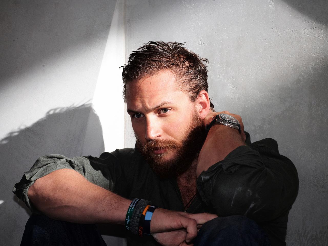 Tom Hardy Lines Up PTSD Drama 'Samarkand