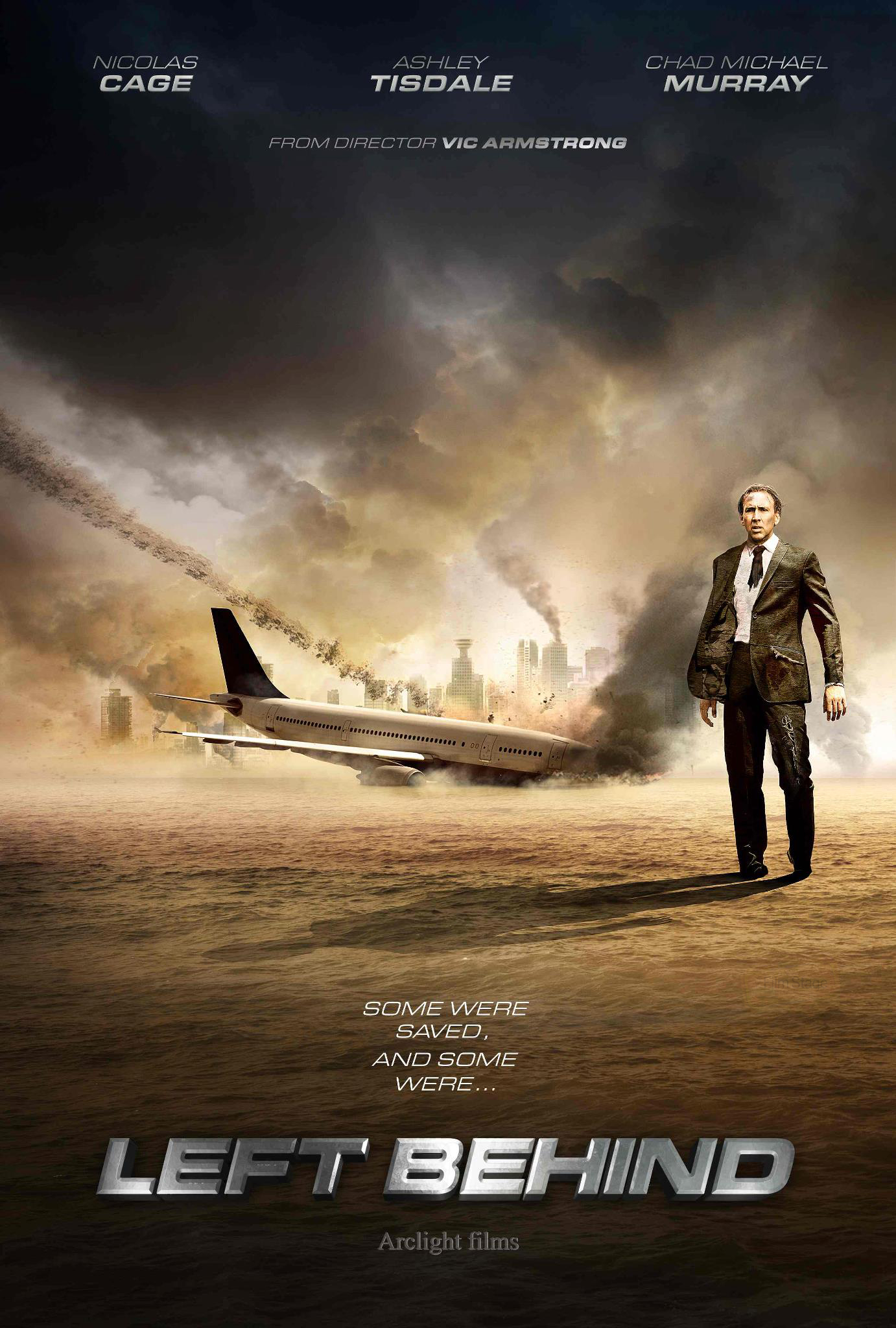 Nicolas Cage Gets His Own 'Taken' With 'Tokarev'; First Poster
