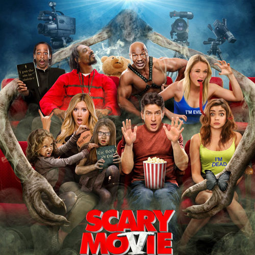 Review Scary Movie 5
