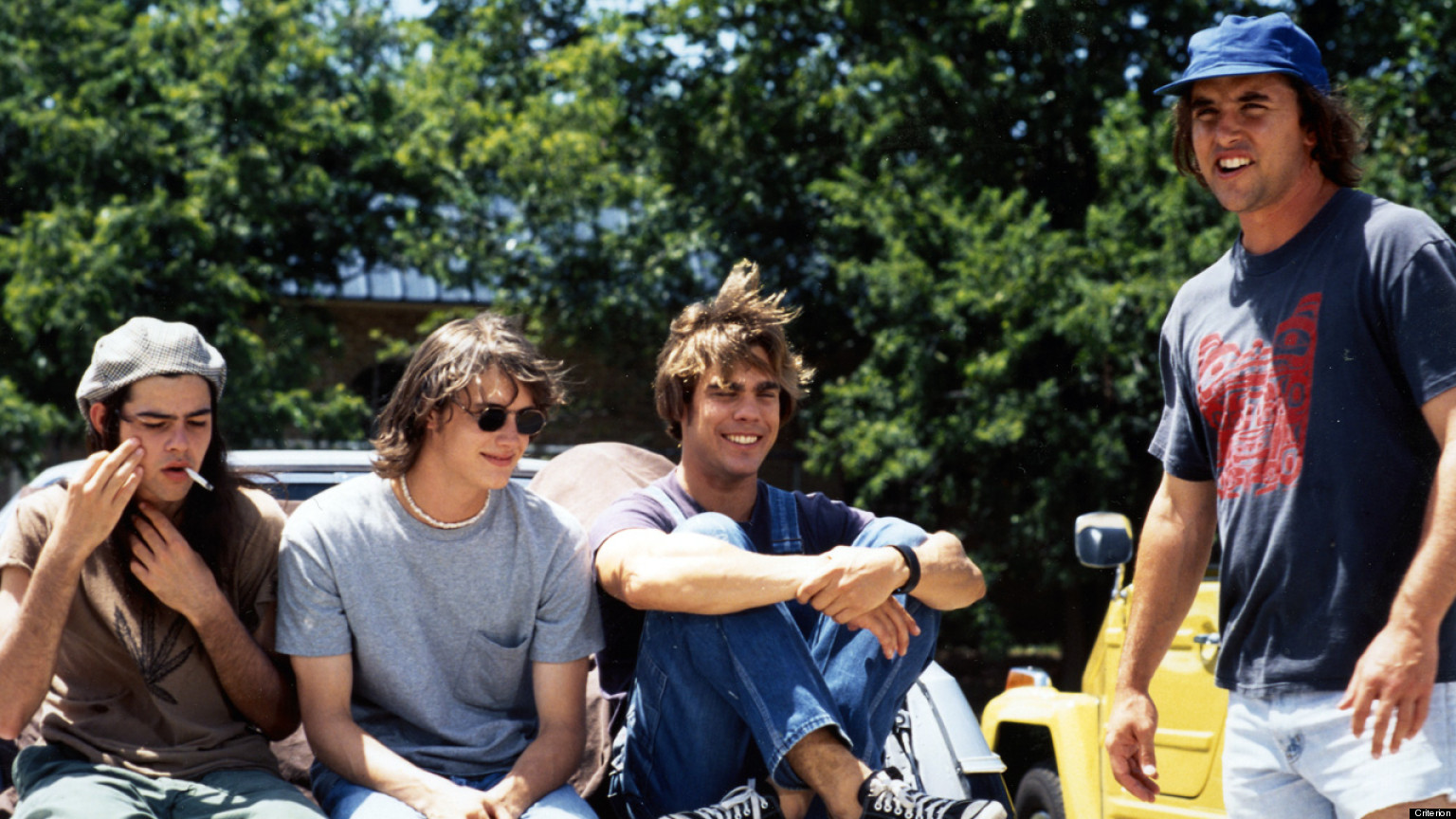 watch celebrate dazed and confused day with an early