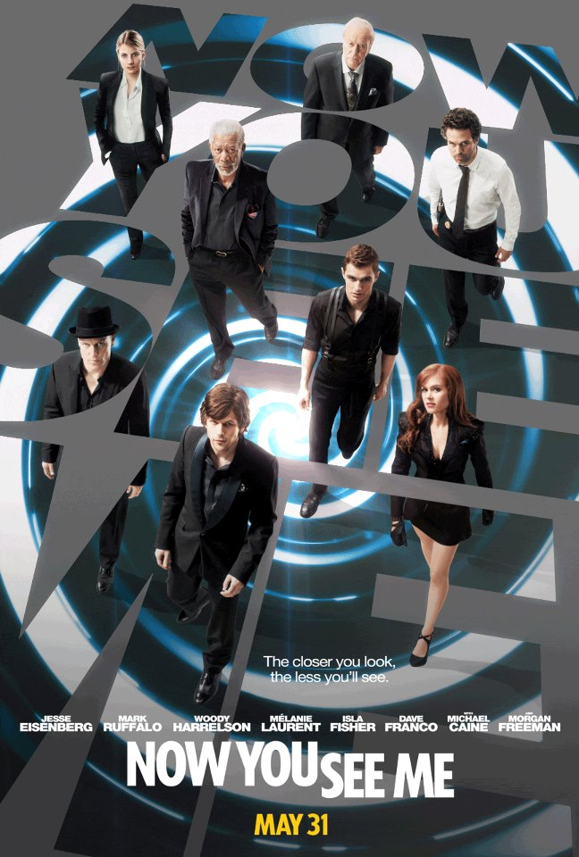 Now You See Me Movie Stage [Review] Now Yo...
