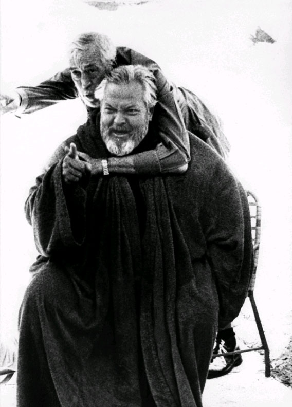John Ford - Orson Welles