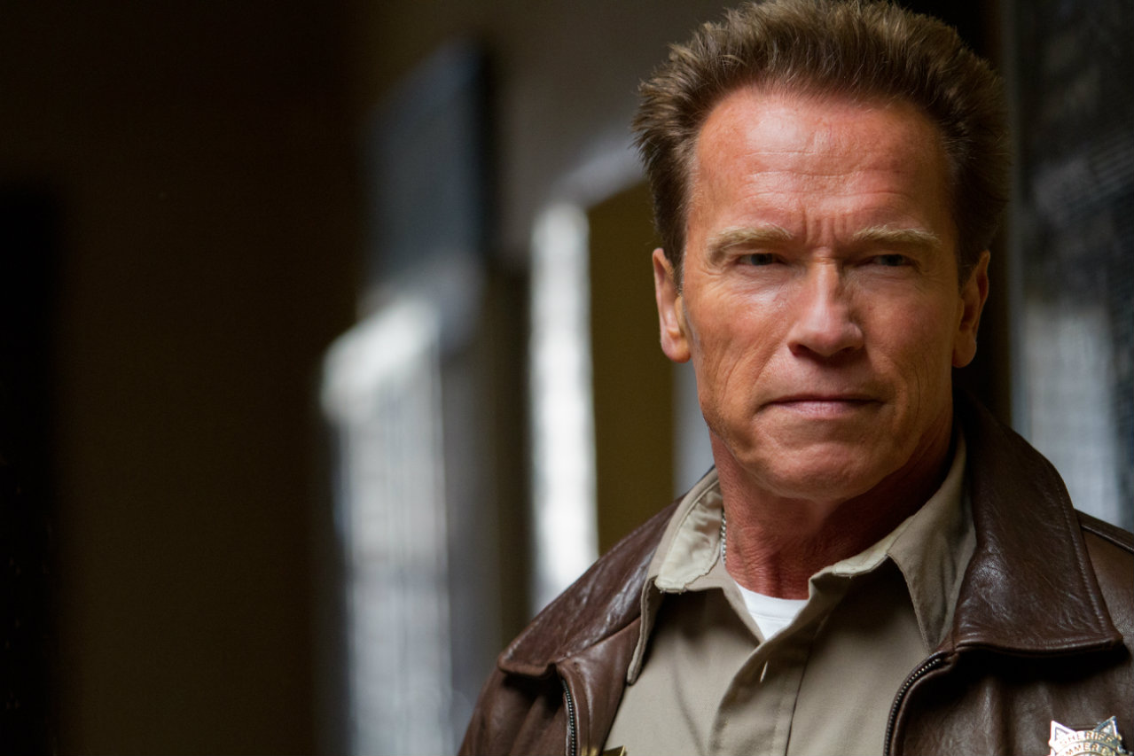 Arnold Schwarzenegger Will Fight Zombies In 'Maggie' Arnold Schwarzenegger