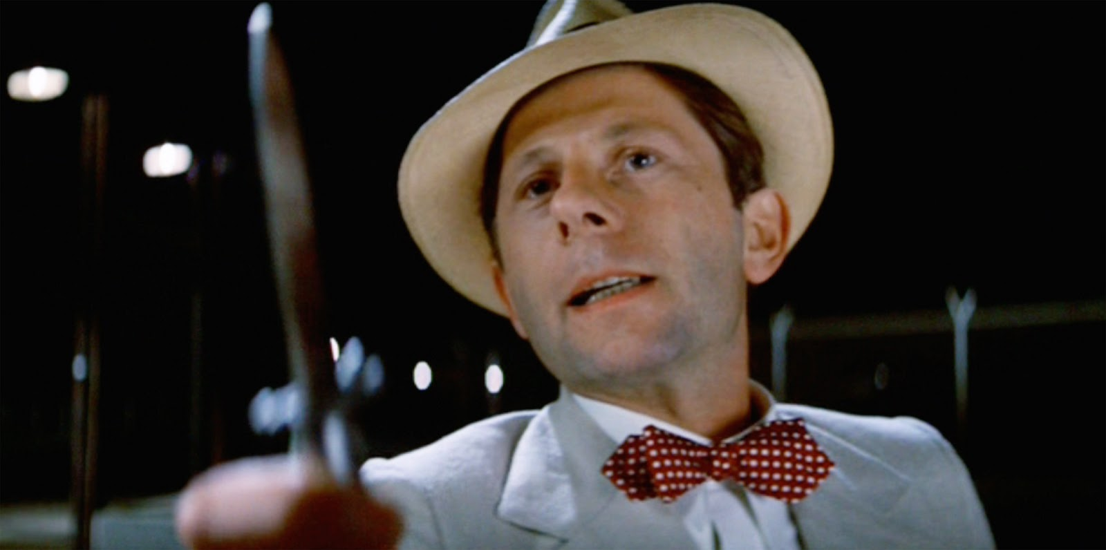 an analysis of chinatown a film by roman polanski Chinatown film analysis chinatown directed by roman polanski created in 1974 explores the dark and twisted world of a pi just trying to do his job polanski tries to show that things and people are not what they seem most of the time.