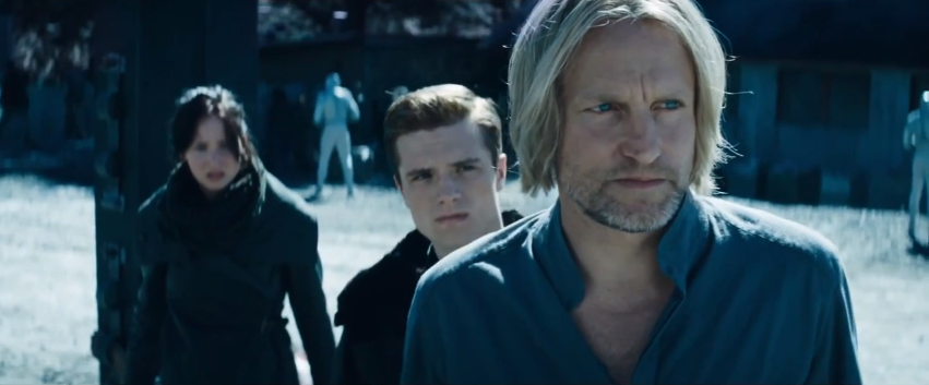 the hunger games catching fire gets full trailer