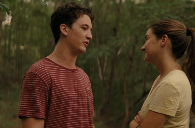 Miles Teller The Spectacular Now