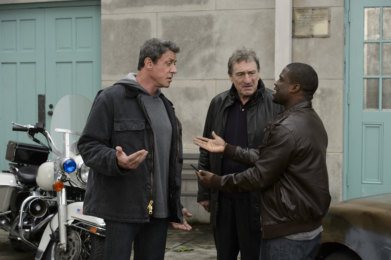 First Image From 'Grudge Match' Features Robert De Niro ...