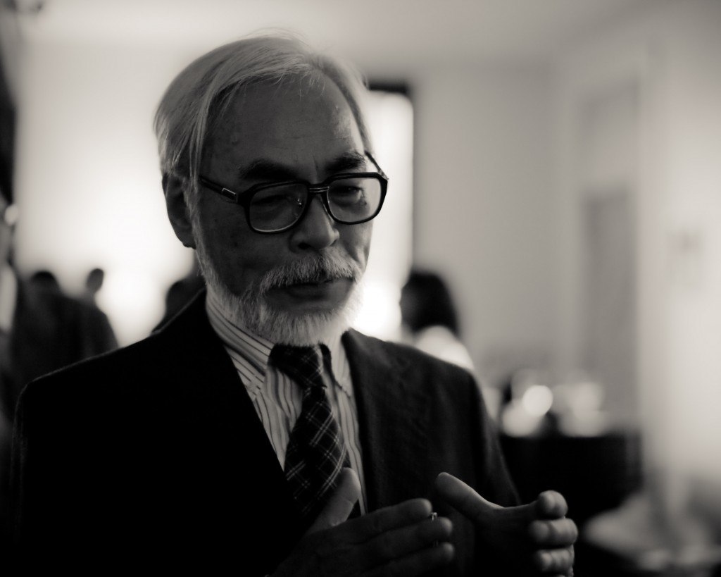 hayao miyazaki Hayao miyazaki is regarded as one of the greatest creators of animated films,  and his work certainly stands as some of the best the genre has to offer miyazaki .