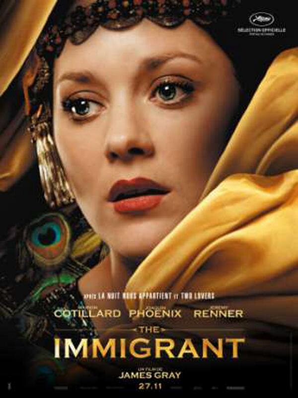 First poster distribution news for the immigrant new still from the film ccuart Image collections