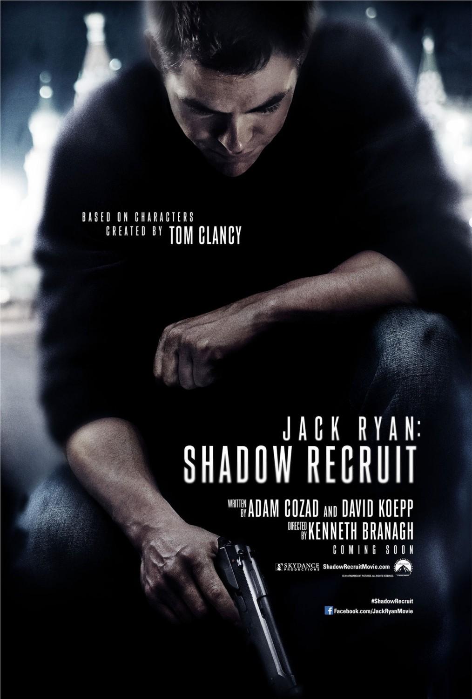 Jack Ryan Shadow Recruit 2014