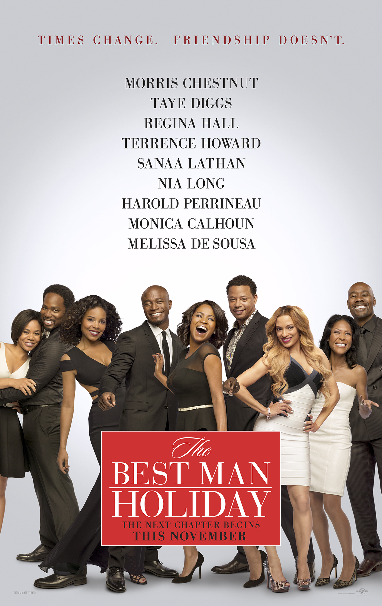 The Best Of The Worst: [Review] The Best Man Holiday