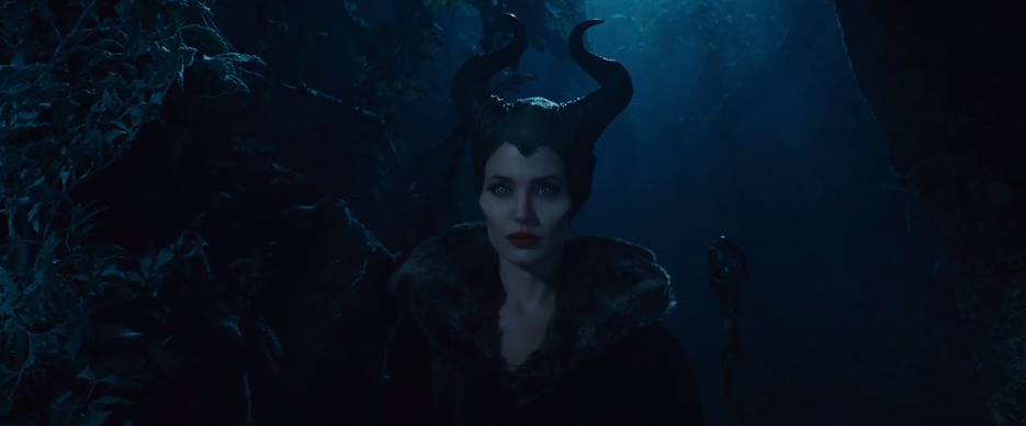 First Trailer For Disney's 'Maleficent' With Angelina Jolie