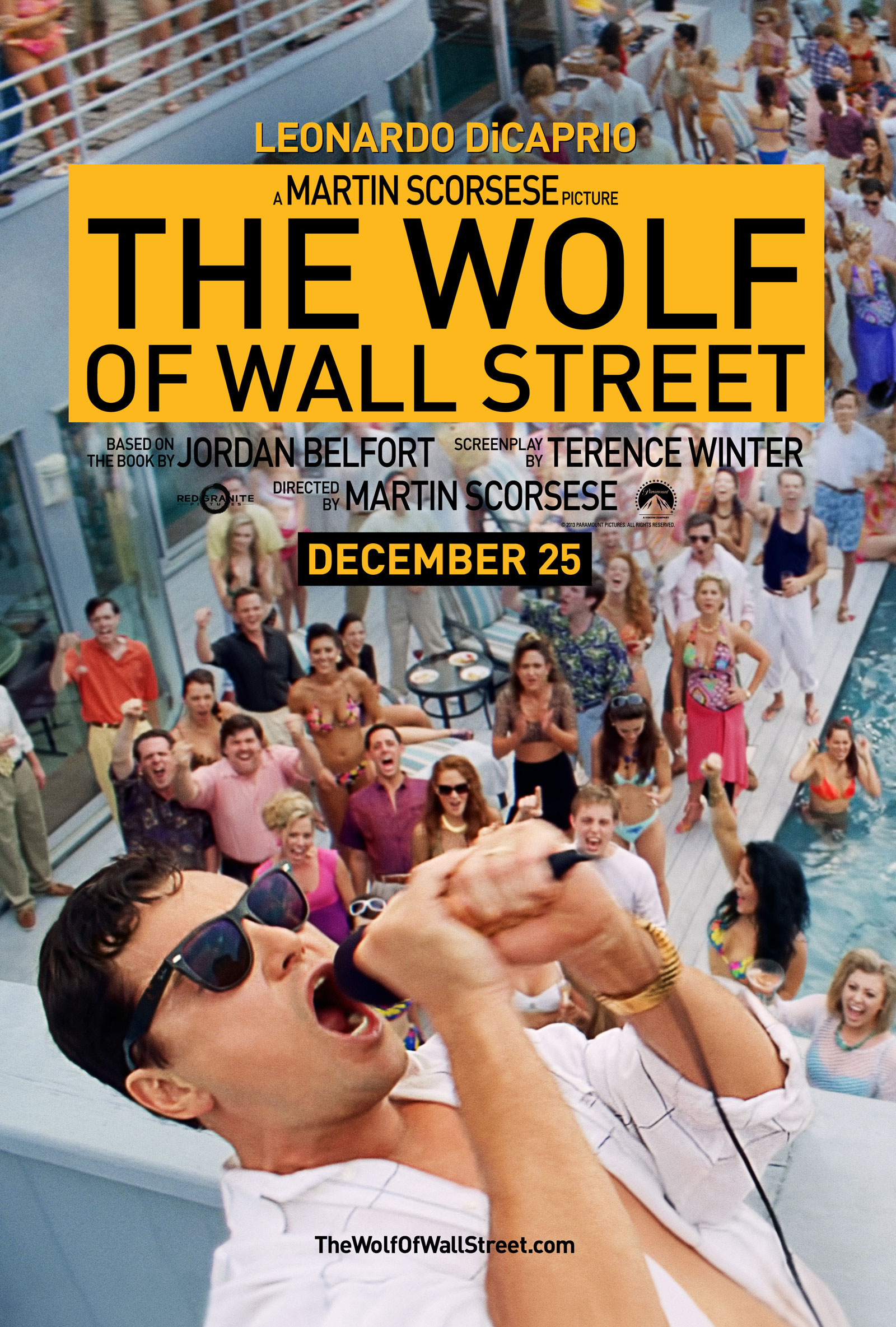 All Wolf wall street movie curious