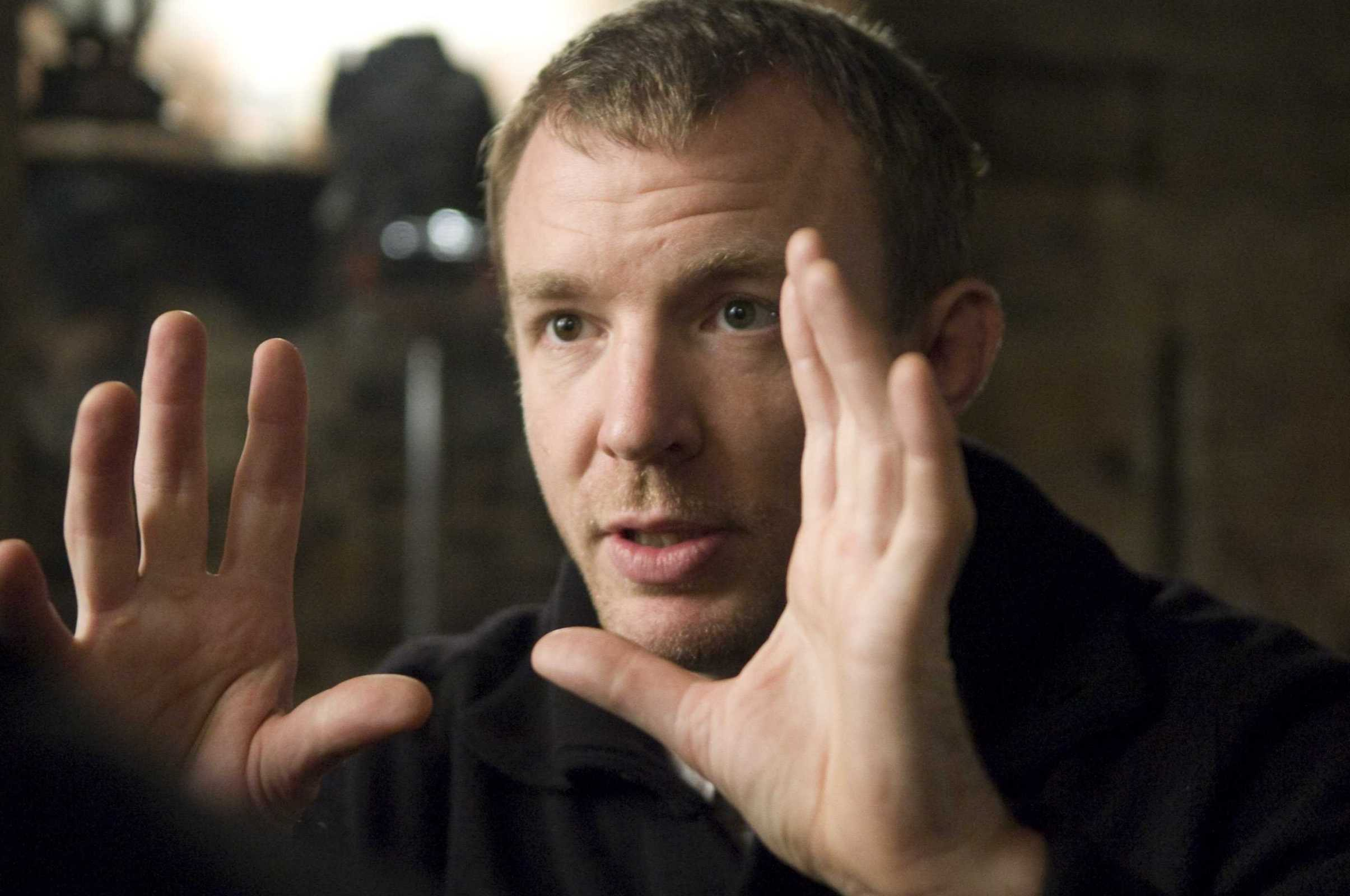 Guy Ritchie to Commenc...