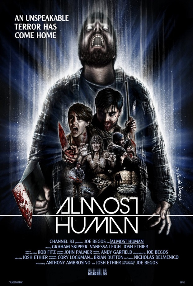 The Film Stage : Almost-human-poster